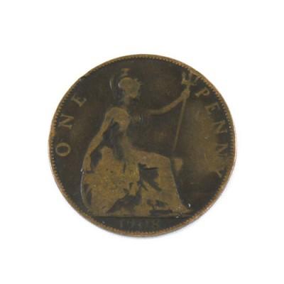Old English Penny - Worn