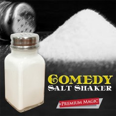 Comedy Salt Shaker by Premium Magic