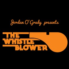 The Whistle Blower - O'Grady Creations *SHIPPING WEDNESDAY*