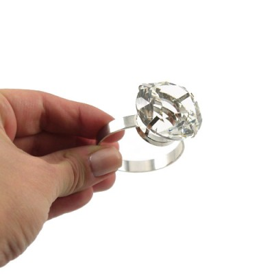 Jumbo Diamond Ring 32mm