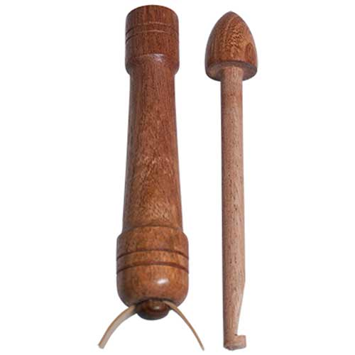 Wooden Snapper - Merlins of Wakefield