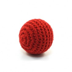 """1.75"""" Crochet Ball by Uday"""