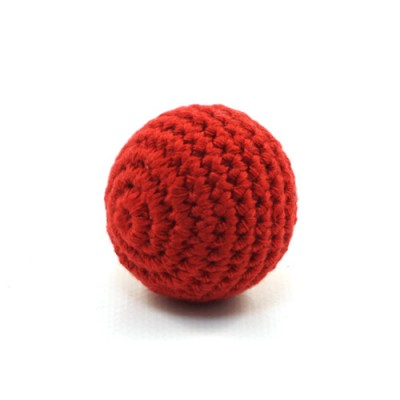 "1.75"" Crochet Ball by Uday"