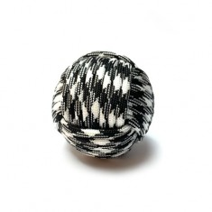 Airey Balls 50mm - Final Load (Zebra) by Stan Airey