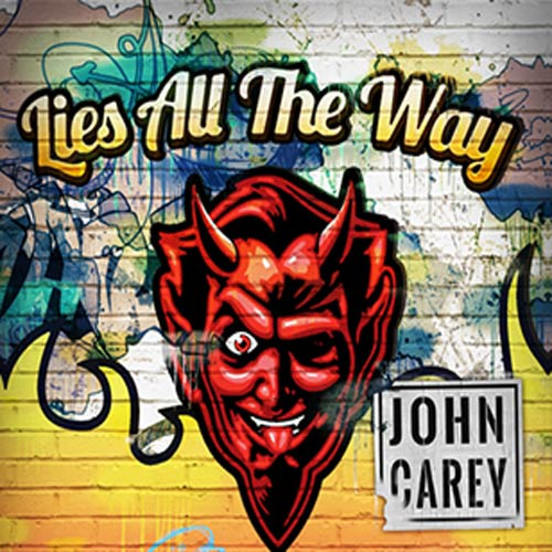 Lies All the Way Red by John Carey