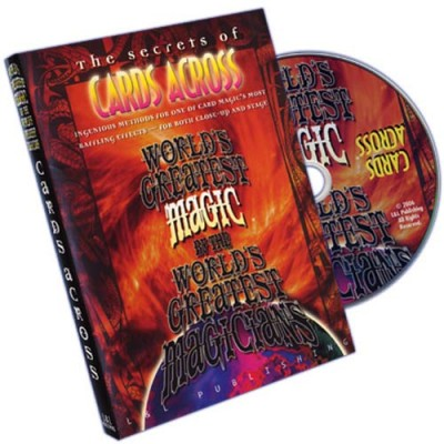 Self-Working Card Tricks DVD Vol. 2 by World's Greatest Magic
