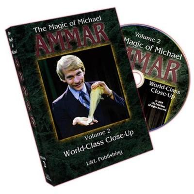 Magic of Michael Ammar #2 DVD by L&L Publishing