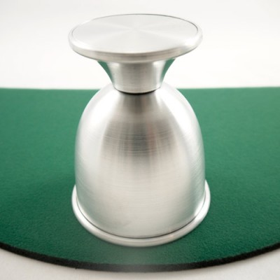 Chalice Chop Cup by Ickle Pickle - Aluminium