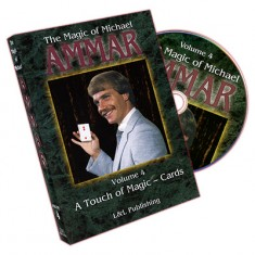 Magic of Michael Ammar #4 DVD by L&L Publishing