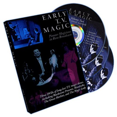 Early TV Magic Collection - 3 DVD set