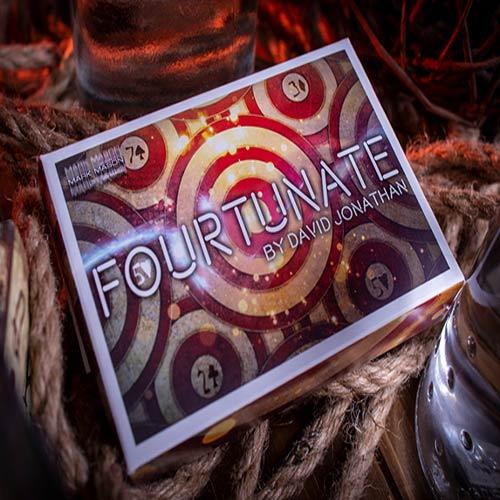 Fourtunate by David Jonathan and Mark Mason
