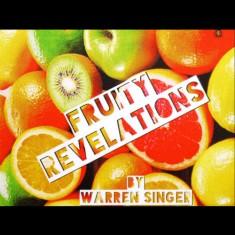 Fruity Revelations by Warren Singer
