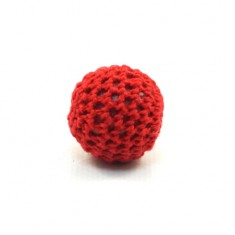 """3/4"""" Crochet Ball by Uday - One ball only"""