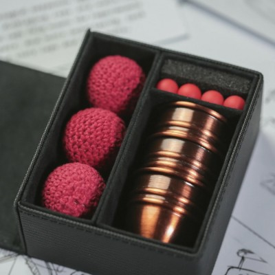 Mini Cups and Balls by TCC