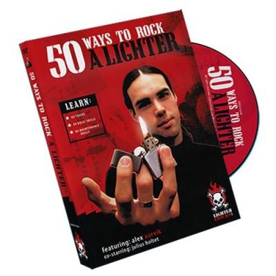 50 Ways To Rock A Lighter