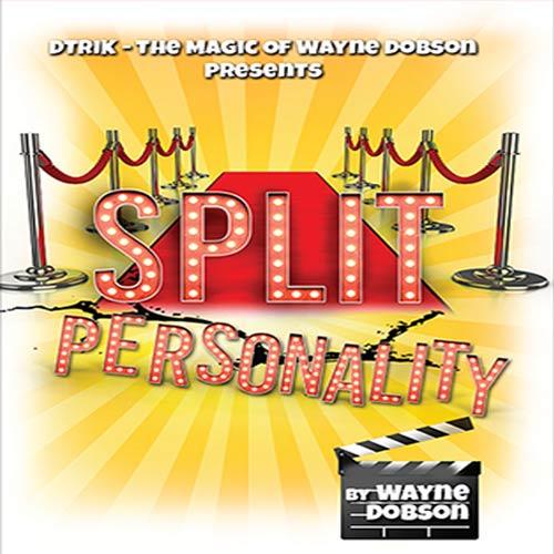 Split Personality by Wayne Dobson