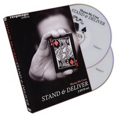 Stand and Deliver (2 DVD Set) by Shaun McCree