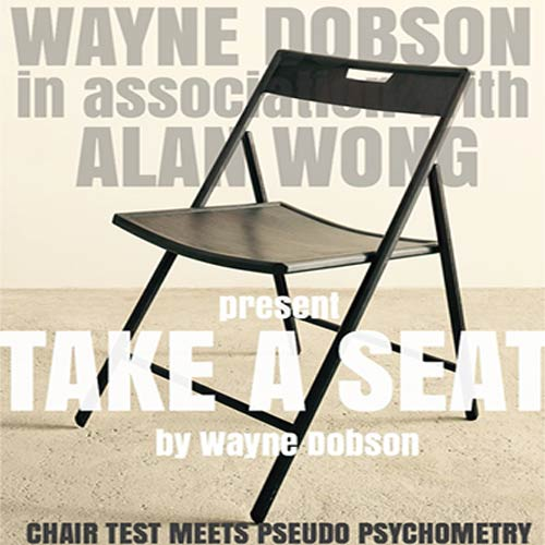 Take A Seat by Wayne Dobson and Alan Wong