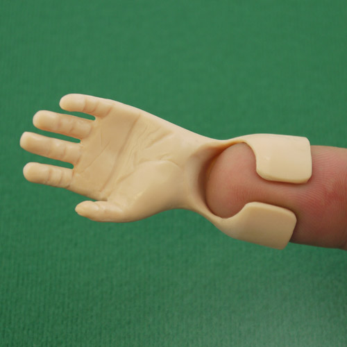 Dave Bonsall's Little Hand Gimmick