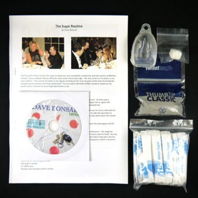 Dave Bonsall's Sugar Routine - Lecture Pack