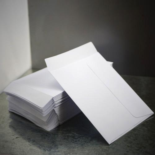 White Large Bonsalopes - Pack of 50