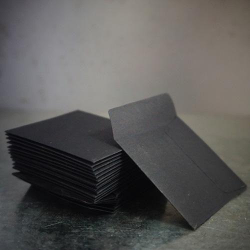 Black Extra Small Bonsalopes - Pack of 50