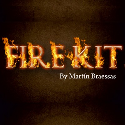 Fire Kit by Martin Braessas