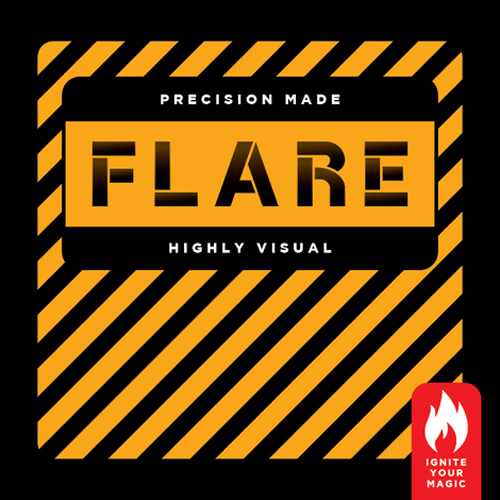 Flare by Nicholas Lawrence