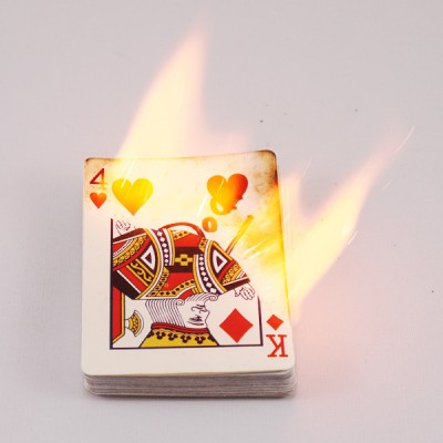 Flash Playing Cards Seconds