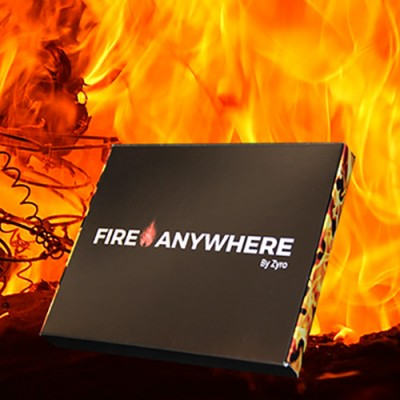 Fire Anywhere - Zyro & Aprendemagia