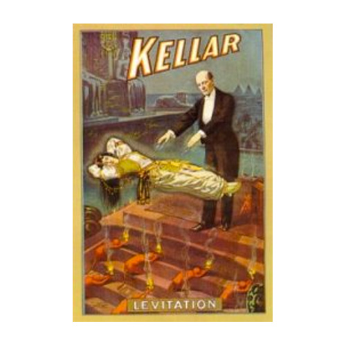Kellar - Poster