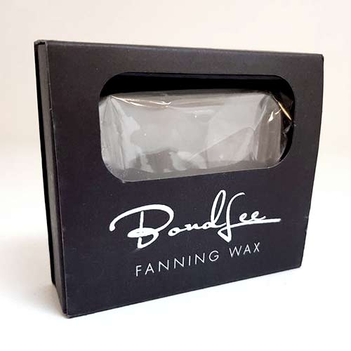 Fanning Wax by Bond Lee