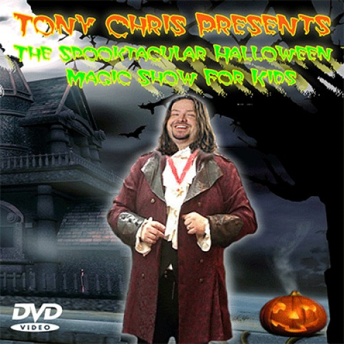 Halloween Show by Tony Chris