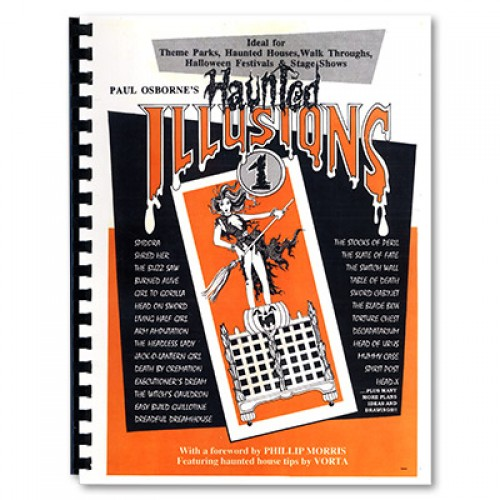 Haunted Illusions by Paul Osborne