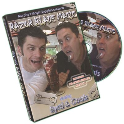 Razor Blade Magic by Byrd & Coats