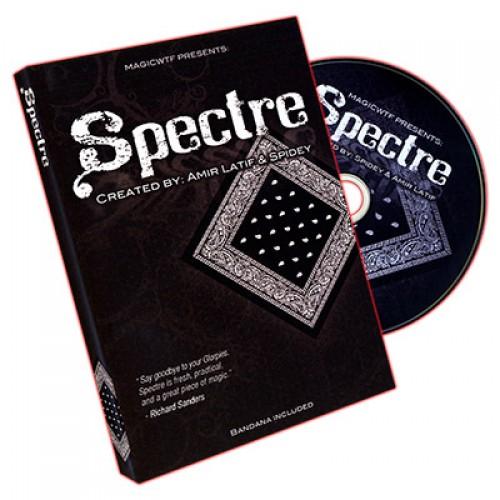 Spectre by Amir Latif & Spidey