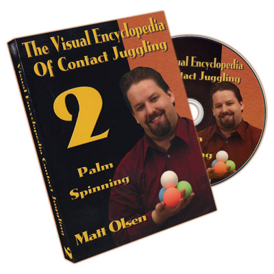 Visual Encyclopedia of Contact Juggling - Volume 2