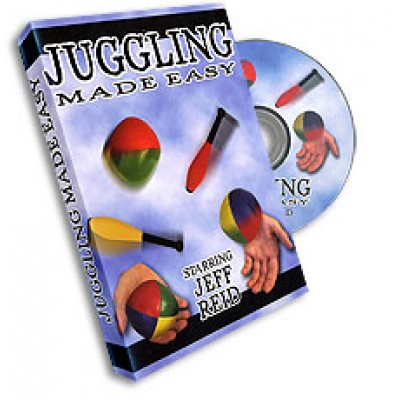 Juggling Made Easy by Hampton Ridge & Fun Inc.,