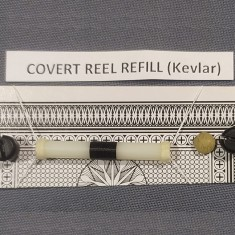 Covert Reel Refill (Kevlar) by Uday Jaguar
