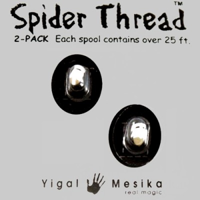Spider Thread Refils by Yigal Mesika