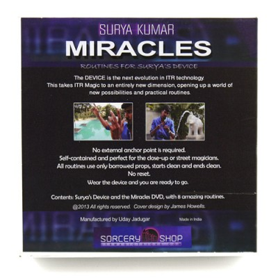 Surya Device by Sorcery Manufacturing (With DVD)