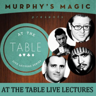 At the Table Live Lectures