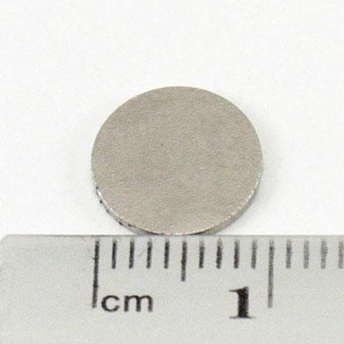 * Neodymium Magnet Size 10mm x 1mm Disc