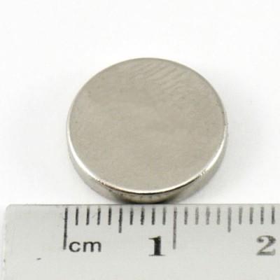 * Neodymium Magnet Size 15mm x 3mm Disc