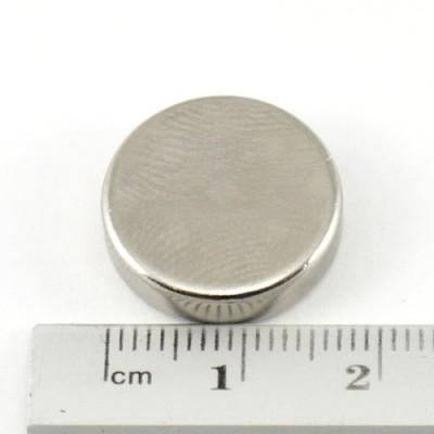 * Neodymium Magnet Size 18mm x 5mm Disc