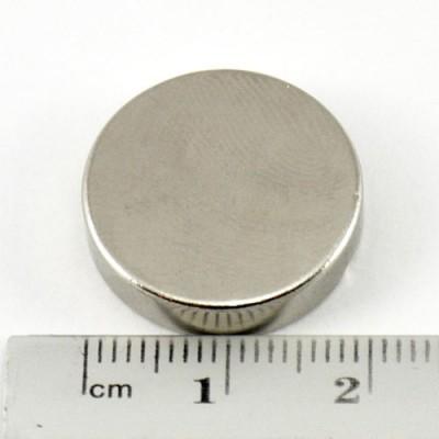 * Neodymium Magnet Size 20mm x 5mm Disc