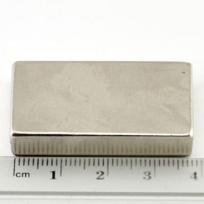 * Neodymium Magnet Size 39mm x 19mm x 9mm Block
