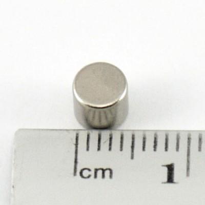 * Neodymium Magnet Size 5mm x 5mm Cylinder
