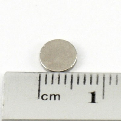* Neodymium Magnet Size 6mm x 2 mm Disc