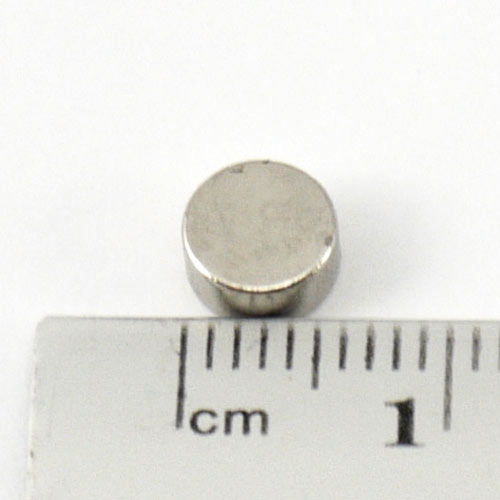 * Neodymium Magnet Size 6mm x 3mm Disc